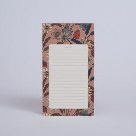 Notepad Luxuriance terre - Season Paper