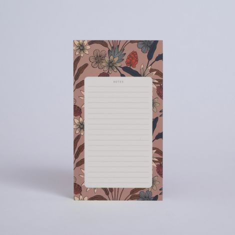 Notepad Luxuriance terre