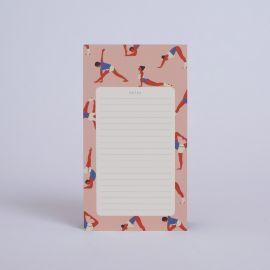 Notepad Yoga - Season Paper