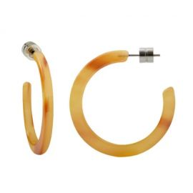 Mini hoops in Cognac - Machete