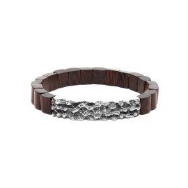 robles men bracelet Pattern - Nature Bijoux