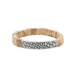tamarind men bracelet Pattern - Nature Bijoux