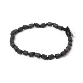 tubes men bracelet Hematite - Nature Bijoux