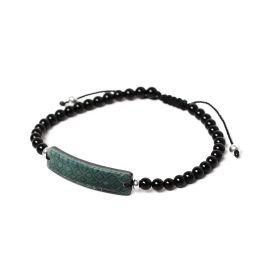 green men bracelet Serpent - Nature Bijoux