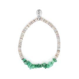 green aventurine bracelet Chips - Nature Bijoux