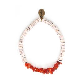 cornaline bracelet Chips - Nature Bijoux
