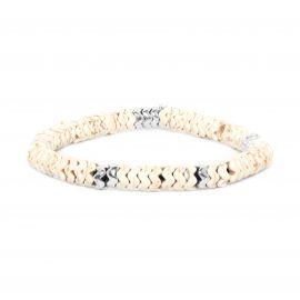 WAVE zigzag bracelet Les complices - Franck Herval