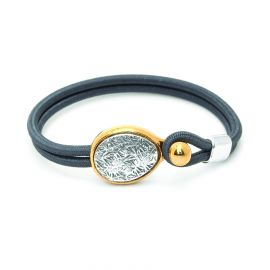 """sandow bracelet """"ice"""" Empreintes - Ori Tao"""