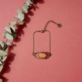 TOHU BOHU nacarat bracelet - Amélie Blaise