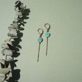 SPHINX Véronèse sleeper earrings - Amélie Blaise