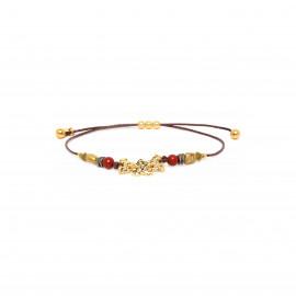 3 heart macrame bracelet Amor - Franck Herval