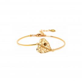 articulated bracelet Amor - Franck Herval