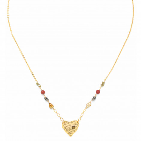 heart necklace Amor