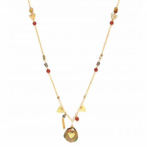 long necklace Amor