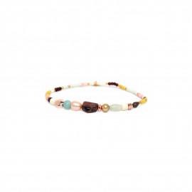 bracelet extensible multi matières Helen - Franck Herval