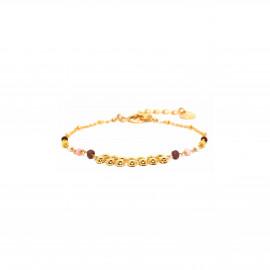 bracelet fermoir mousqueton fin Helen - Franck Herval