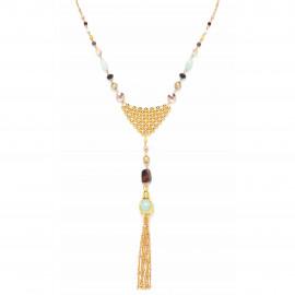 Y necklace Helen - Franck Herval