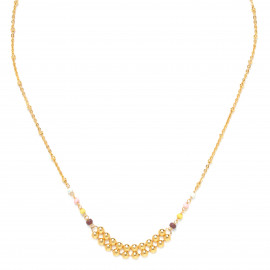 simple necklace Helen - Franck Herval