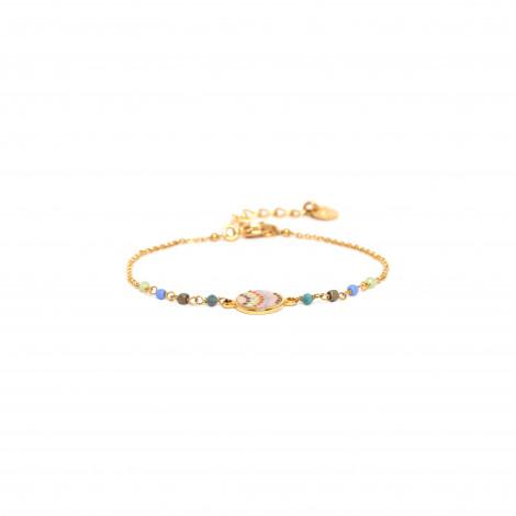 thin round bracelet Jahia