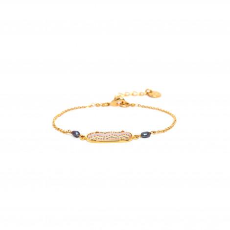 oval bracelet Jahia