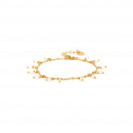 bracelet multipampilles perles d'eau douces Maria - Franck Herval
