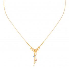 Y necklace Mya - Franck Herval