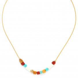 short and thin necklace Sora - Franck Herval
