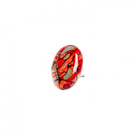 oval ring Amazonia - Nature Bijoux