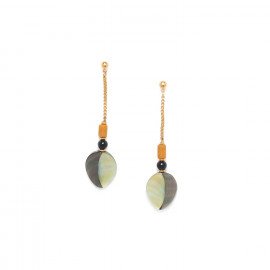 boucles d'oreilles chaine Bengali - Nature Bijoux