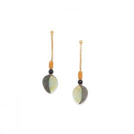 chain earrings Bengali - Nature Bijoux
