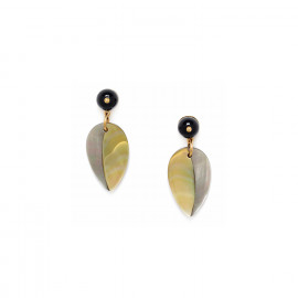 dual earrings Bengali - Nature Bijoux
