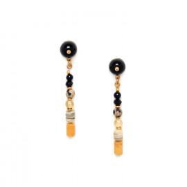 long earrings Bengali - Nature Bijoux