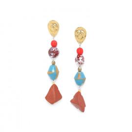 long earrings Djimini - Nature Bijoux