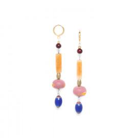 totem earrings Djimini - Nature Bijoux