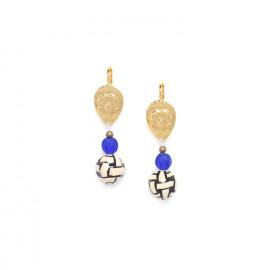clay earrings Djimini - Nature Bijoux