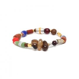 bracelet extensible mixe Djimini - Nature Bijoux