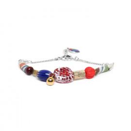 bracelet mixe Djimini - Nature Bijoux