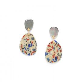 2 pcs earrings Gaudi - Nature Bijoux