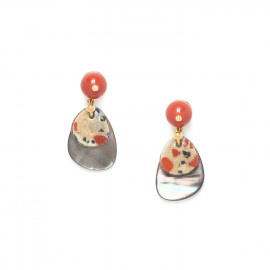 mini earrings Gaudi - Nature Bijoux