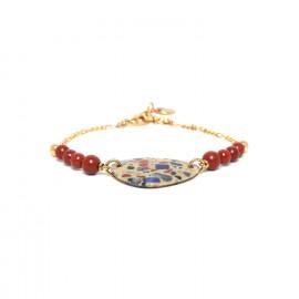 bracelet terrazzo Gaudi - Nature Bijoux