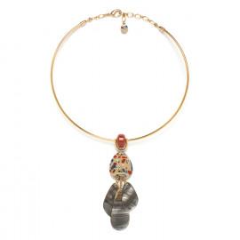 collier rigide Gaudi - Nature Bijoux