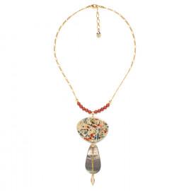collier goutte Gaudi - Nature Bijoux