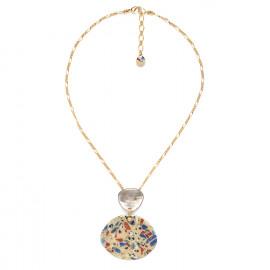 2 elements necklace Gaudi - Nature Bijoux