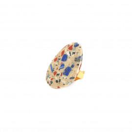 terrazzo ring Gaudi - Nature Bijoux