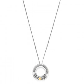 long necklace with ring Desert dream - Ori Tao