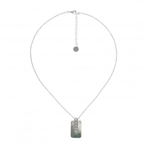collier pendentif nacre El gaucho