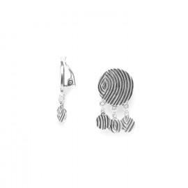 boucles d'oreilles clips pampilles Infinity - Ori Tao