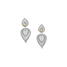 2 elements post earrings Jakarta - Ori Tao