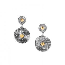 post earrings 2 elements Kampala - Ori Tao