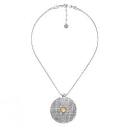 necklace with big pendant Kampala - Ori Tao